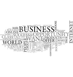 What does success look like text word cloud vector