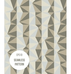 Geometric Pattern in Shades of Ash vector