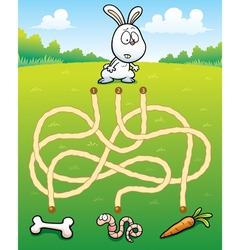 Game for children vector image
