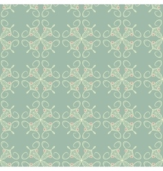Hearts and lines simple pattern vector