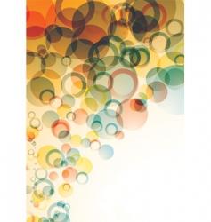 bubble vector image