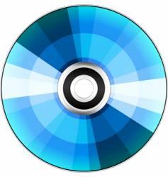 Dvd disc vector