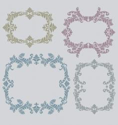 ornament3 vector image