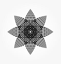 abstract circular 0014 vector image