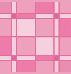 light pink checkered background vector image