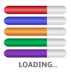 Loading vector image