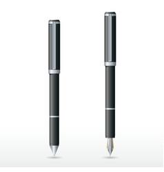 pen set vector image