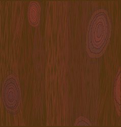 red wood texture dark natural wooden panel vector image