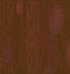 Red wood texture dark natural wooden panel vector