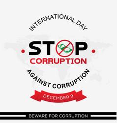 Letter emblem stop corruption for international vector
