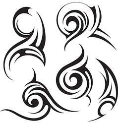 Tribal art vector