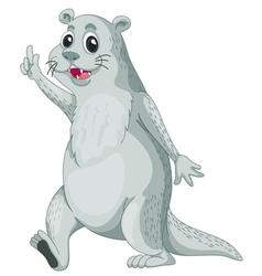Mr otter vector