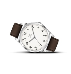 Classic watch vector image vector image