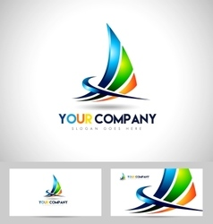 Abstract Corporate Logo vector