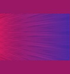 abstract speed zoom lines background dark purple vector image
