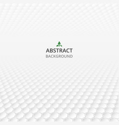 abstraction of polygonal gray and white geometric vector image