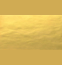 gold foil background template vector image
