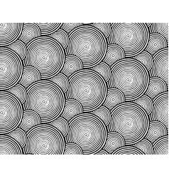Seamless engraving pattern vector