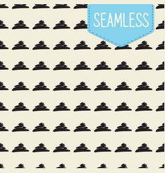 seamless pattern of sketch vector image