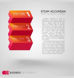 Web infographic design concept vector