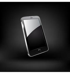 Smartphone editable file vector image vector image