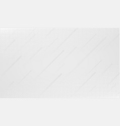 minimal geometric white abstract background vector image