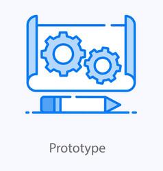Prototype vector
