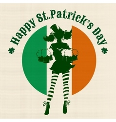 Saint Patricks Day Party Design vector