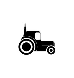 tractor icon element of popular car icon premium vector image