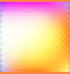 Blurring background beige and pink segment vector