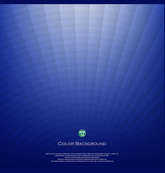 abstract of blue white gradient background vector image