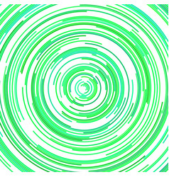 Abstract psychedelic background from half circles vector
