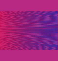 Abstract speed zoom lines background dark purple vector