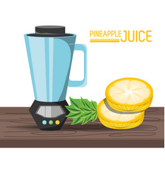 citric fruits design vector image