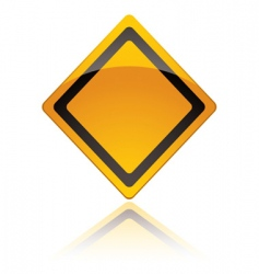 warning sign icons vector image