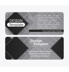 design template website decoration layout icon vector image vector image