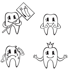 Dent set vector