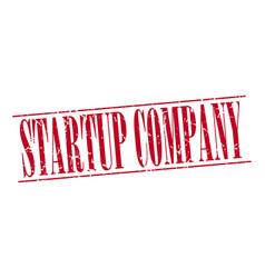 Startup company vector