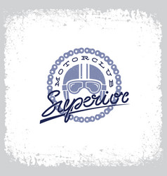 superior label vector image vector image