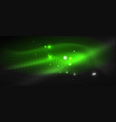 Smooth smoke particle wave vector