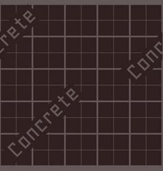 Concrete formwork seamless texture vector