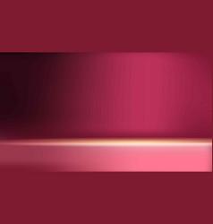 Elegant empty advertising banner copy space vector