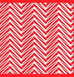 red pink white diagonal stripe seamless pattern vector image
