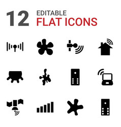 Spot icons vector