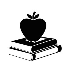 Books and education vector