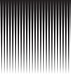 Comic book speed vertical lines background vector