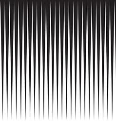 Comic book speed vertical lines background vector