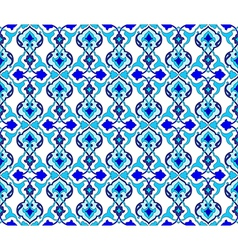 background with seamless pattern ten vector image