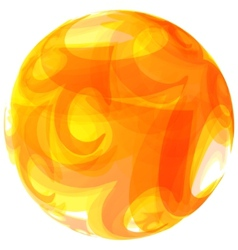 Abstract sphere for your vector image