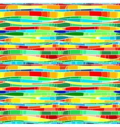 rainbow seamless vector image